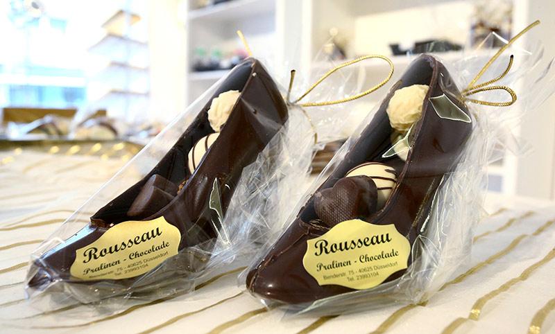 High Heels Schokolade