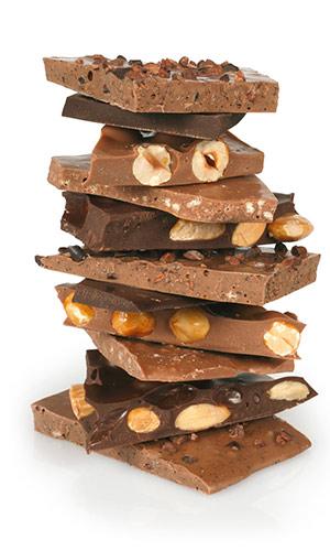 Schokoladenturm